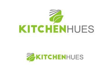 KITCHEN HUES Logo Design