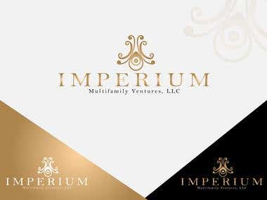 Imperium Multifamily Logo Design