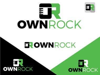 ownrock Logo Design