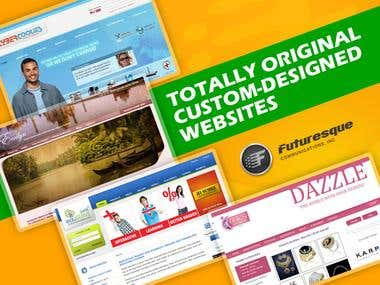 Totally Original Websites