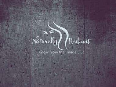 Naturally Radiant logo
