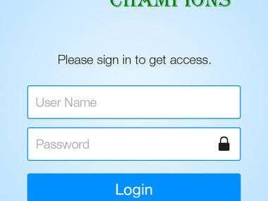 Exam Champion App