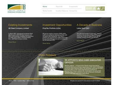 IIB website