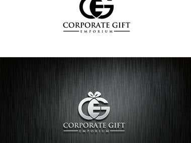 Logo concept for corporate gift emporium