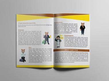 Inner of brochure