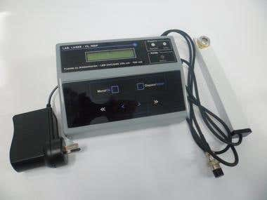 UV 255nm Optical Source