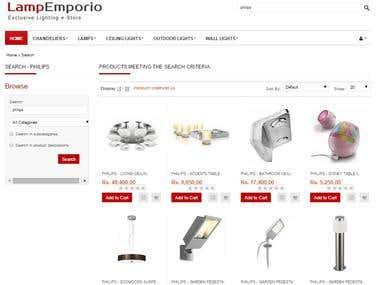 Lamp Emporio