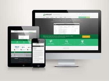 Wavecode Software Company Website