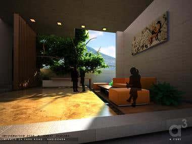 Design of a Ten storied Apartment