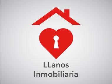 Logotipo Inmobiliaria LLanos
