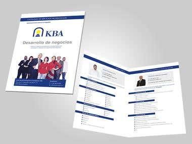 Catálogo KBAsociados