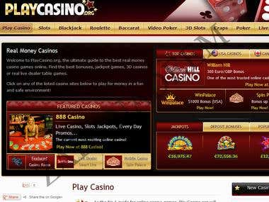Online Casino Review Site