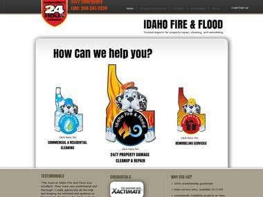 Idahofireandflood (Drupal)