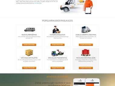 A Complete Online Shipment Market Place