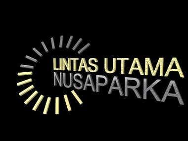 Logo Design Parking Management