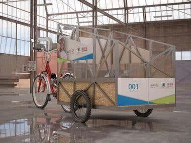 diseño de equipo para recolección de reciclaje