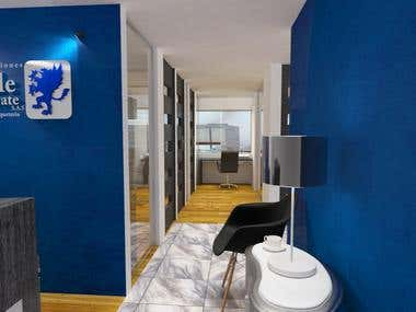 Diseño Oficina casale