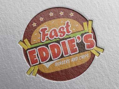 Logo Concept_Fast Eddie\'s