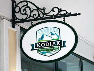 Logo Concept_kodiak Chamber of Commerce