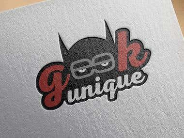 Logo Concept_Geek Unique