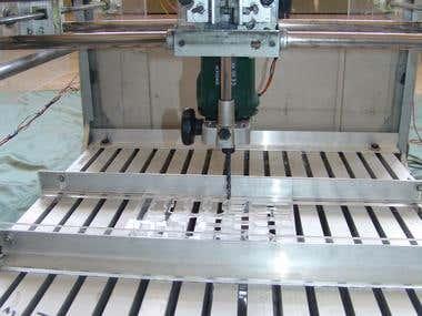 3-D CNC MACHINE