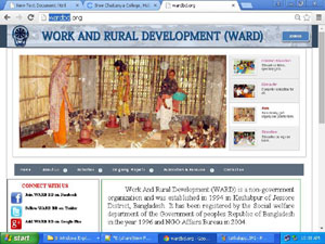 Work And Rural Development