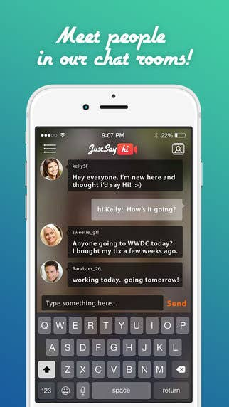 iOS Video Chat App (Social Dating)