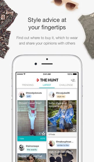 Style & Shopping iOS Application