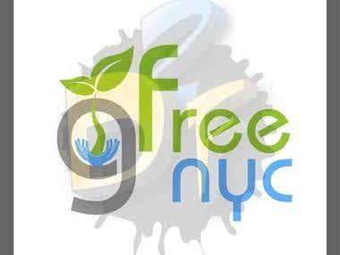 G-free nyc logo