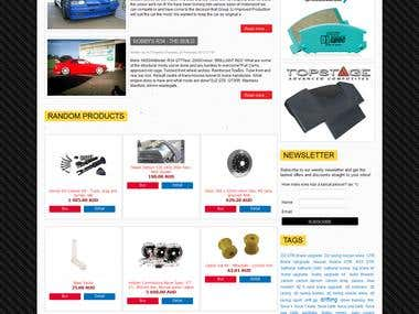 AutoSport Online Shop