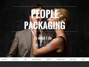 Public Image and Fashion Consulting - Wordpress