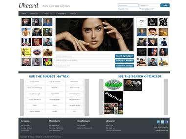 Uheard.net