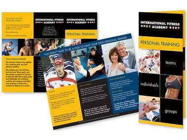 Design ebooks, brochure, flyers and posters