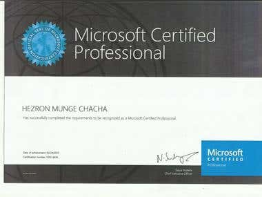 MCP (Windows Server 2012)