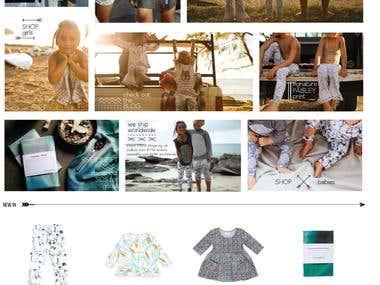 Shopify based Ecommerce Website