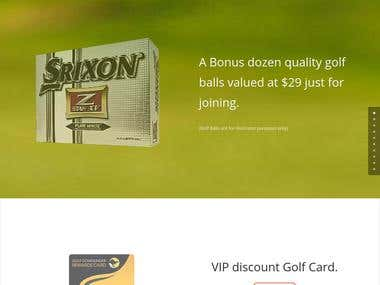 Golf Courses offers for CardHolders