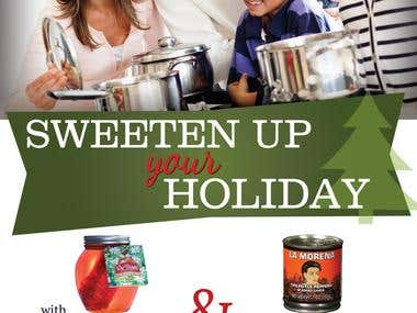 Holiday Promotion Poster