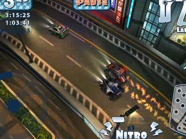 Mini Motor Racing Xperia