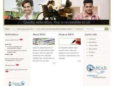 Open University Portal