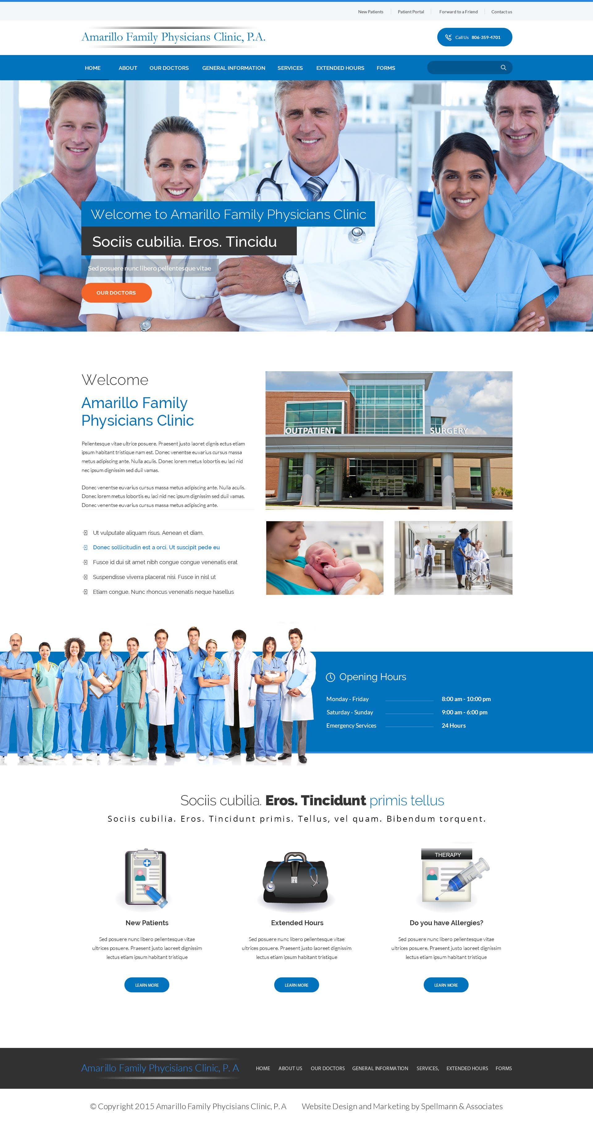 Amarillo Family Physicians