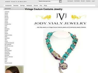Jody Vialy Jewelry
