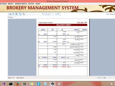 Brokery Management System