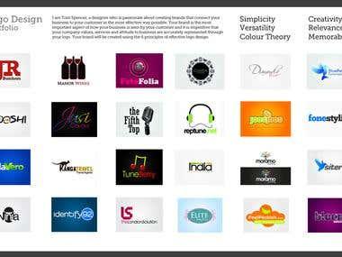 Logo Portfolio Overview