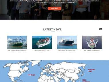 China Shipping Australia