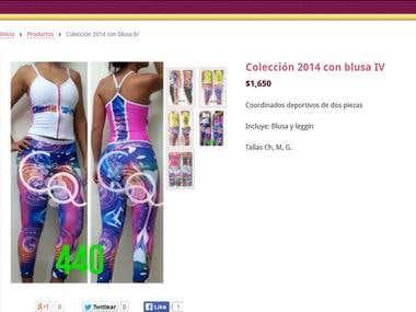 Moda Deportiva Colombiana