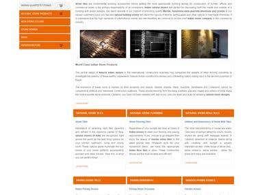Website design in html5