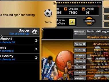 SBE Sports demo