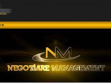 Event Management Consulting website with Blog and Membership