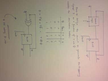 Designing of multiplexers