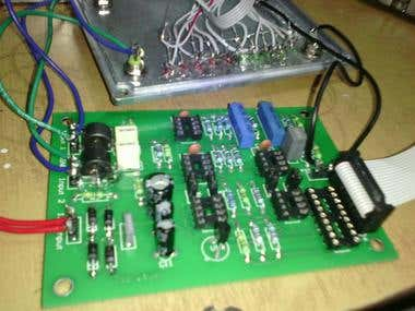 Instrumentation Amplifier Project